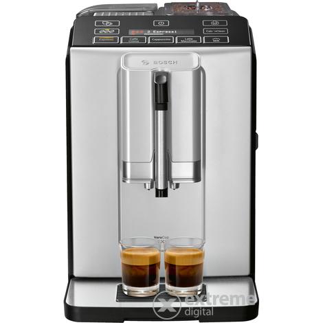 KÁVÉFŐZŐ AUTOMATA Bosch TIS30321RW VeroCup 300 automata kávéfőző, ezüst
