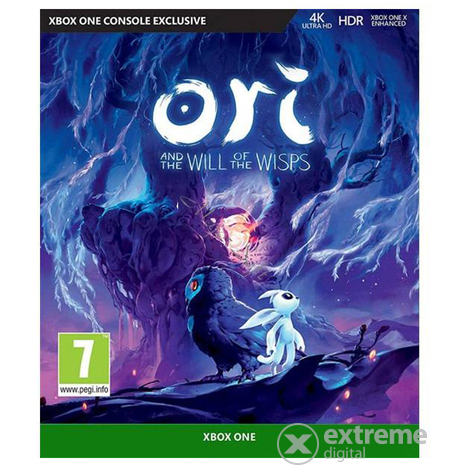 Microsoft Ori end the Will of the Wisp Standard Edition Xbox One játékszoftver