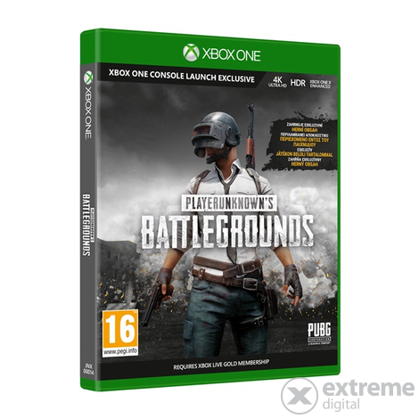 Microsoft Playerunknown`s Battlegrounds Xbox One játékszoftver (JNX-00014)
