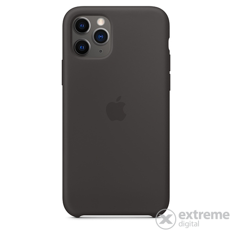 Apple iPhone 11 Pro szilikontok, fekete (mwyn2zm/a)