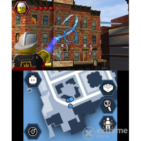 LEGO City Undercover: The Chase Begins Select Nintendo 3DS