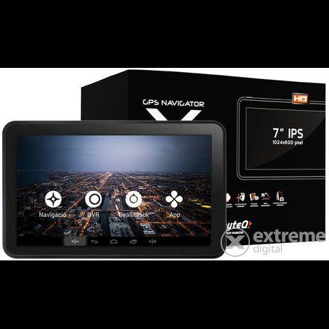 európa térkép gps re WayteQ X995 MAX Android 7