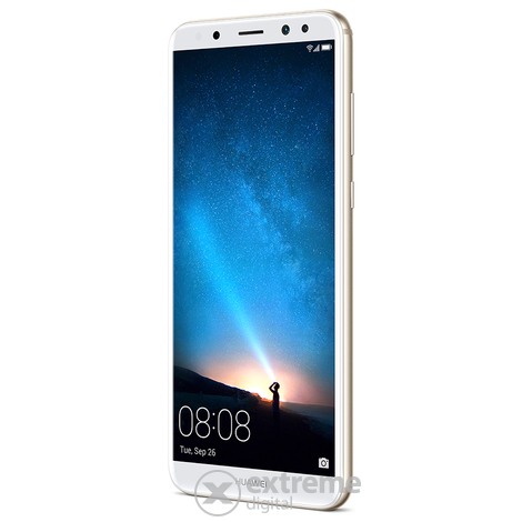 Huawei Mate 10 Lite Dual Sim Smartphone Ohne Vertrag Gold Android