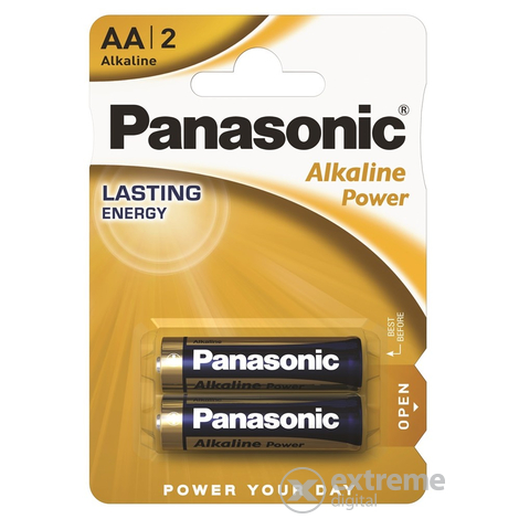 Panasonic Alkaline Power AA baterije 1.5V