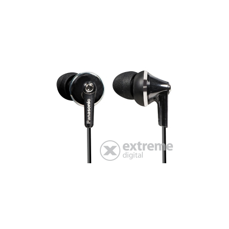 Слушалки in-ear Panasonic RP-HJE190E-K