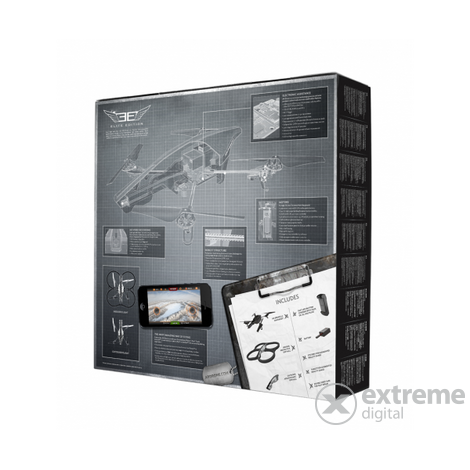 parrot ar drone 2 0 elite edition snow extreme digital. Black Bedroom Furniture Sets. Home Design Ideas