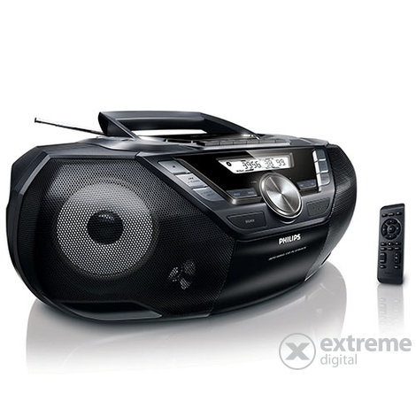 Philips AZ787 MP3/USB/kaseta prenosni CD radio