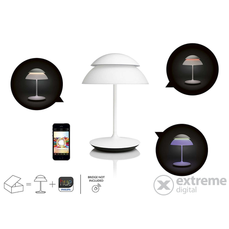 Philips Hue Beyond Led Tischleuchte 71202 31 Ph Extreme Digital