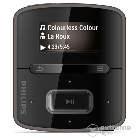 MP3 player 4GB Philips SA3RGA04K