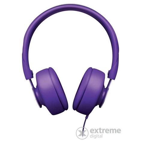 Philips SHL5605PP fejhallgató, lila   Extreme Digital