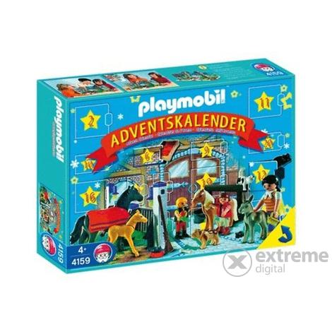 playmobil adventi naptár lovacskák Playmobil Adventi naptár   Lovacskák karácsony (4159) | Extreme  playmobil adventi naptár lovacskák