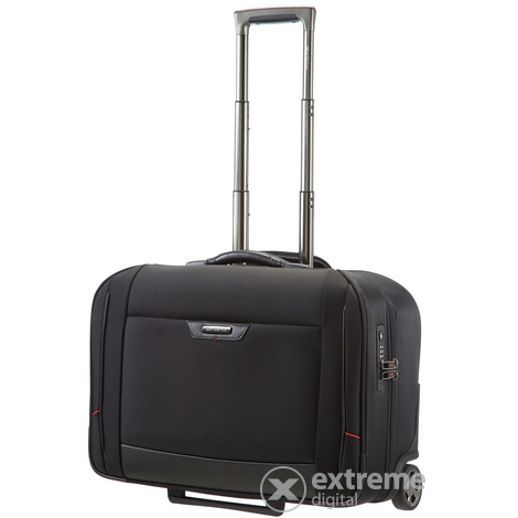 Куфар Samsonite Pro-DLX 4 Garment bag with Wheels Cabin,черен