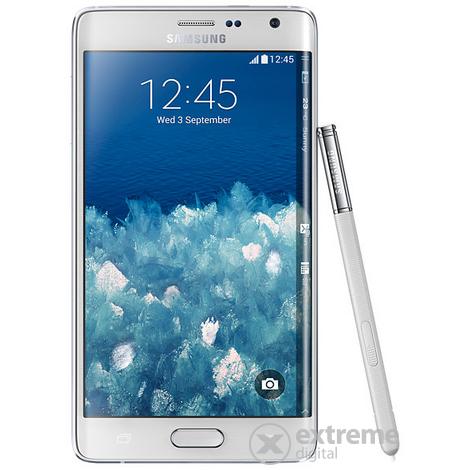 Samsung Galaxy Note edge 32GB pametni telefon, White (Android)
