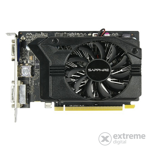 11215-00-20G SAPPHIRE R7 250 WITH BOOST LITE 1G video kartica