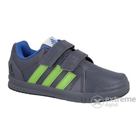 Adidas Gyerekcipő Utcai, 31 es méret, fekete sárga | Extreme
