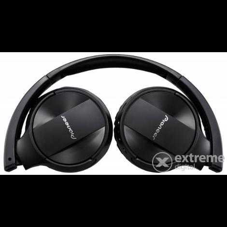 Pioneer SE-MJ553BT-K Bluetooth fejhallgató 9676ea43de