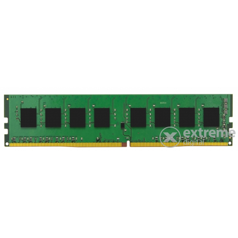 Kingston 8GB DDR4 2400MHz CL17 DIMM Single Rank x8 memória (KVR24N17S8/8)
