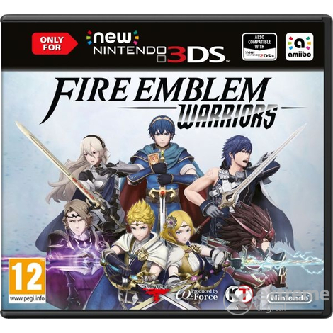 Fire Emblem Warriors Nintendo 3DS Spiel
