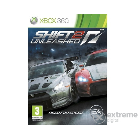 Joc Shift 2 Unleashed XBOX360
