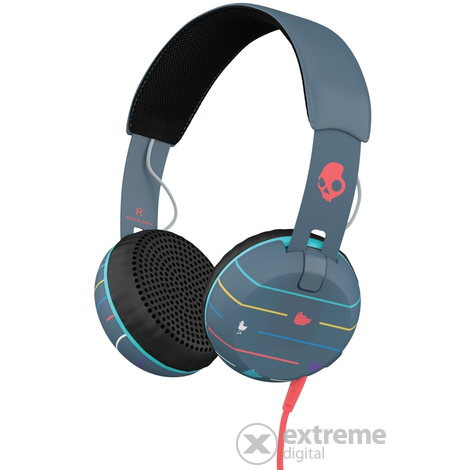 Слушалки Skullcandy S5GRHT-469 - GRIND On-Ear