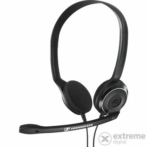 Sennheiser PC 8 USB mikrofonos fejhallgató dd06048500