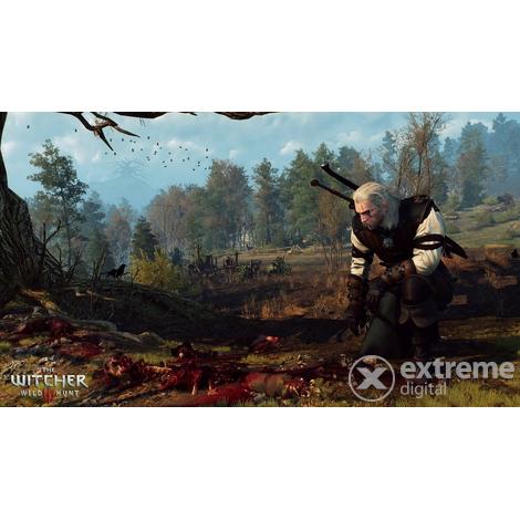 The Witcher III: Wild Hunt Xbox One játékszoftver