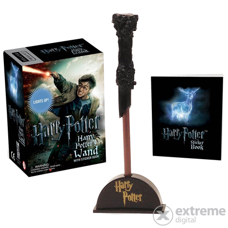 Harry Potter: Harry Potter`s Wand and Sticker Book