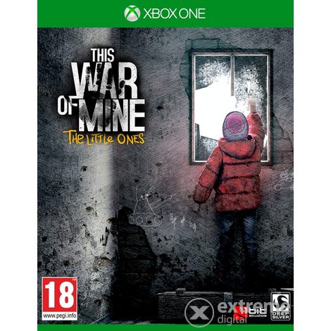 Игра  This War of Mine: The Little Ones за Xbox One