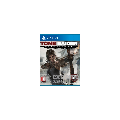 Игра Tomb Raider - The Definitive Edition Eng за PS4