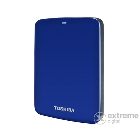 "Toshiba Canvio Connect 2.5"" 1TB vanjski HDD, plava"
