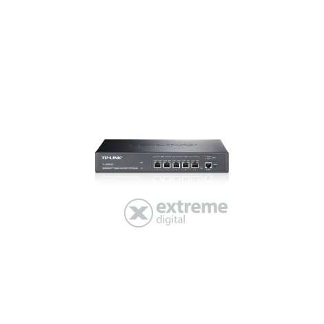 TP-LINK TL-ER6020 SafeStream™ Gigabit Dual-WAN VPN Router