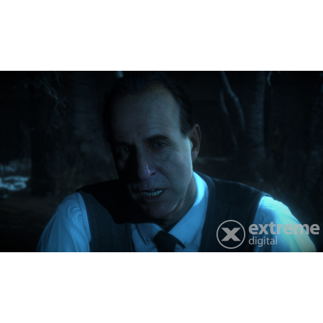 Sony Until Dawn PS4 játékszoftver