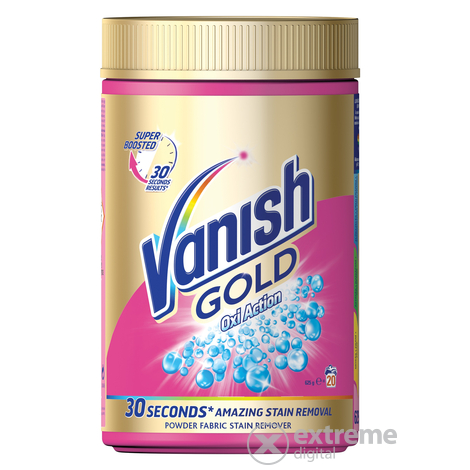 Vanish Gold Oxi Action folteltávolító por (625g)