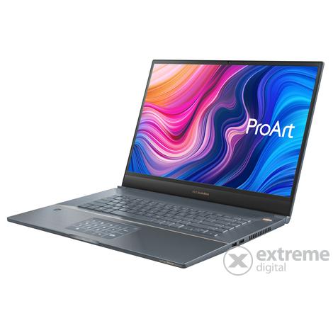 Asus W700G1T AV024T 90NB0NX1 M01000 17 FHD notebook, szürke