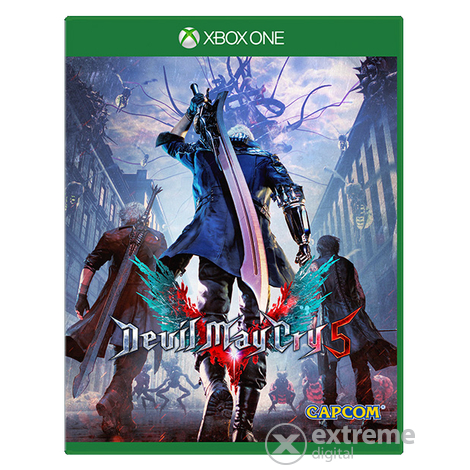 Devil May Cry 5 Xbox One játékszoftver