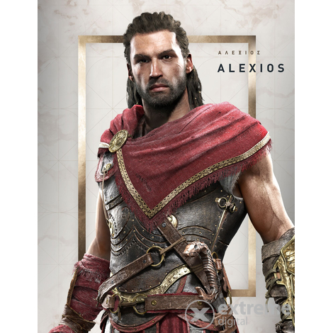 Assassin`s Creed Odyssey Xbox One játékszoftver