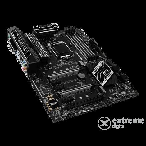 MSI Alaplap S1151 Z270 SLI PLUS Intel Z270  ATX