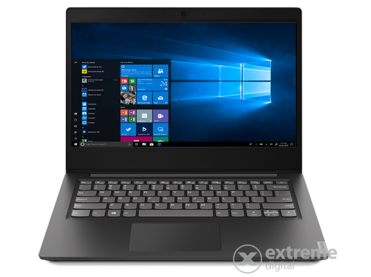 Lenovo IdeaPad S145-15IWL 81MV00CMHV notebook, fekete + Windows 10 Home