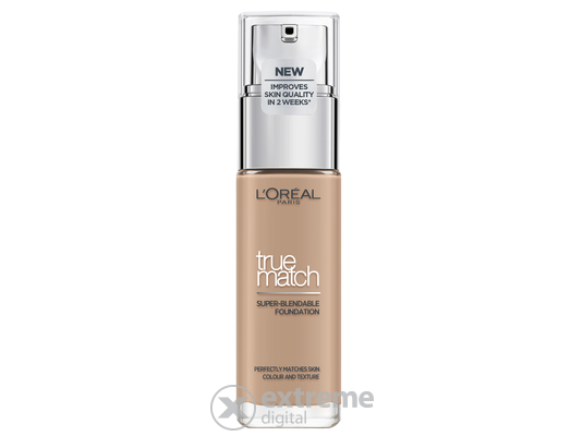 L`Oréal Paris True Match 3R/3C Rose Beige alapozó, 30ml