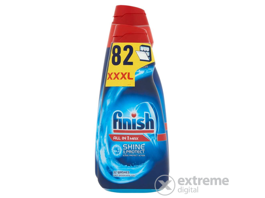 Finish All in One Gel Regular mosogatógép gél, 1000+650ml
