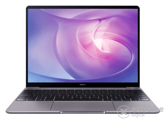 Huawei 53010FUE matebook notebook, szürke  + Windows 10 Home
