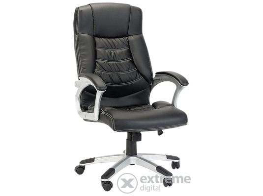 Kring Patrick ergonómikus irodai szék, fekete | Extreme Digital