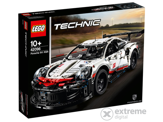 LEGO® Technic Preliminary GT Race Car 42096
