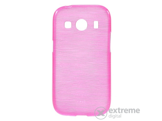 ff1a7853f Gigapack gumený/silikónový obal pre Samsung Galaxy Ace 4 LTE (SM-G357FZ),  magenta