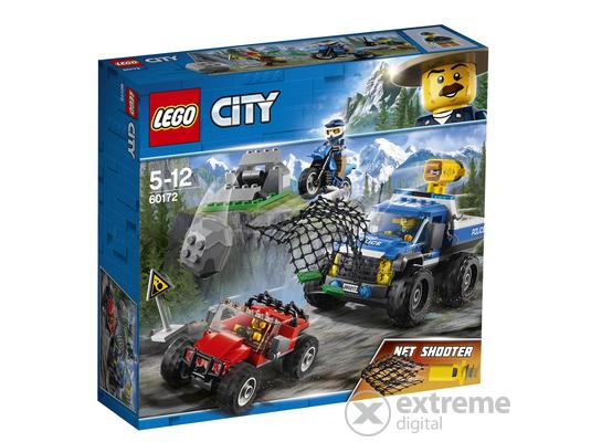 689df4f35 LEGO® City naháňačka vo vysokej rýchlosti 60138 | Extreme Digital