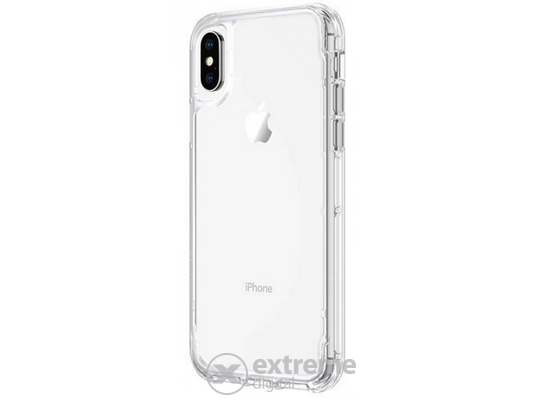 Griffin Technology SURVIVOR CLEAR műanyag tok Apple iPhone X (5,8