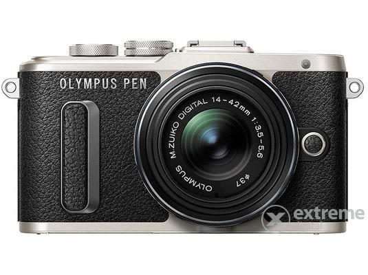 6ce4637a07b3 Olympus PEN E-PL9 fényképezőgép kit (14-42mm EZ ezüst objektívvel ...