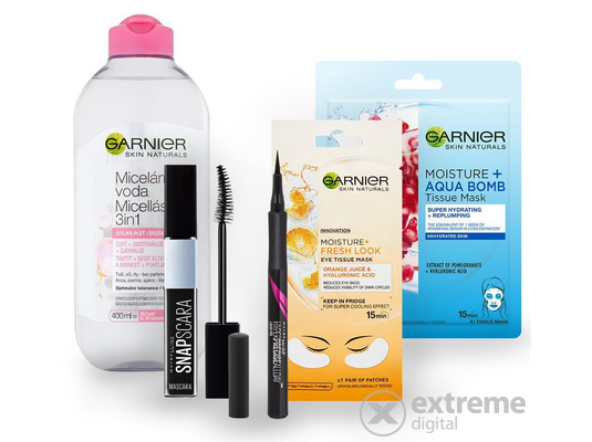 L`Oréal Paris Everyday essentials termékcsomag (Garnier & MNY)