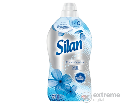 Silan Fresh Control Cool Fresh öblítő, 1450ml