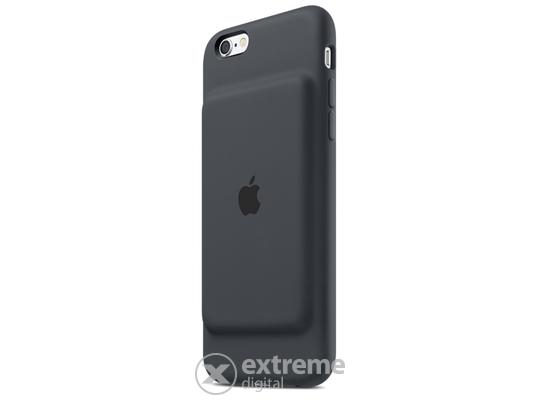 Apple iPhone 6s Smart Battery Case, szénszürke